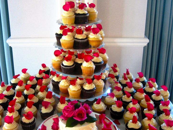 Tmx 1399683913170 W7 San Diego wedding cake
