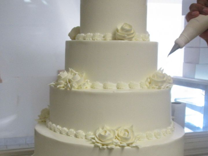 Tmx 1399305962569 Cake Valley Cottage wedding cake