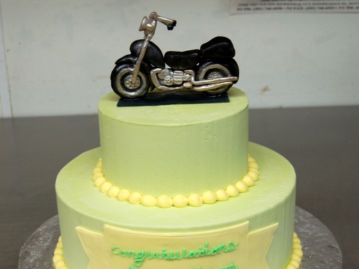 Tmx 1414436144754 Motorcycle Valley Cottage wedding cake