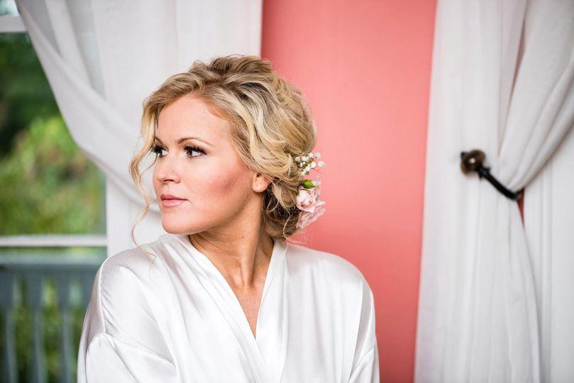 Bridal makeup | Stephen Blackmon Photography
