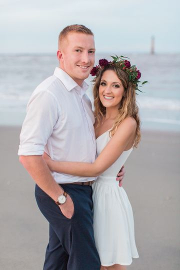 The newlyweds | Ava Moore Photography