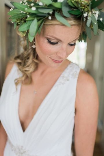 Flower crown | Virgil Bunao Photography