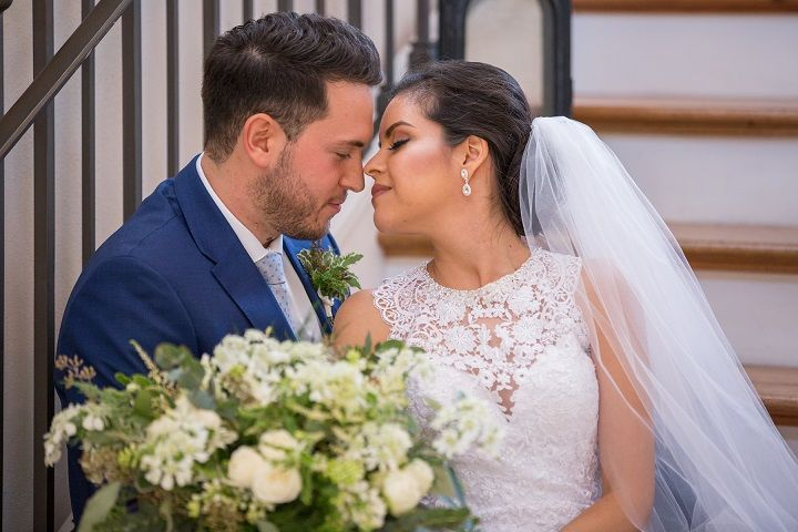 The newlyweds | Molly Joseph Photography
