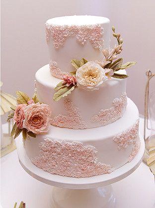 Fleur And Flour Wedding Cake Arlington Va Weddingwire