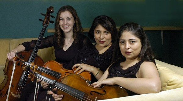 Amore String Trio - Ceremony Music - Falls Church, VA