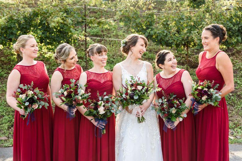 Sandcastle Winery Wedding