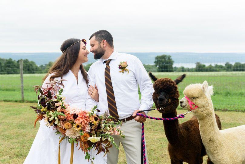 Ithaca NY Wedding
