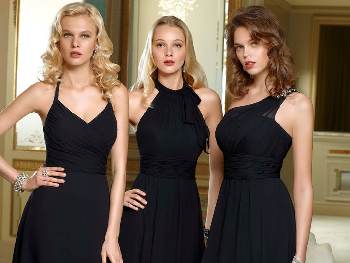 Tmx 1420126005948 Morileestyle655 658 651bridesmaiddressalt2 01 Denville wedding dress