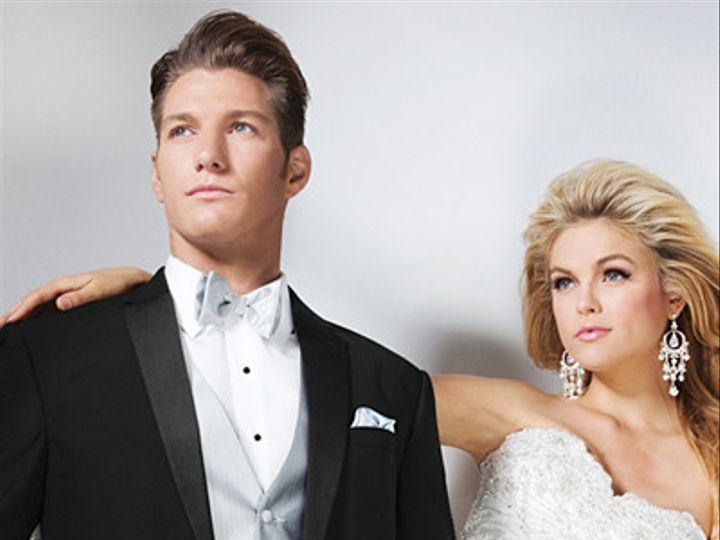 Tmx 1420126393357 Tony Bowls Genesis Fitted Tuxedo Wedding Vest Denville wedding dress