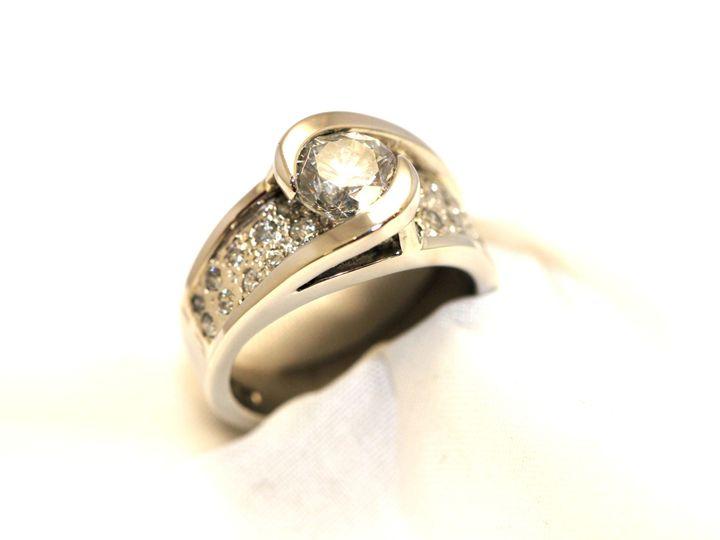 Tmx 1435170438664 M109656 Img2532 Woodland Hills wedding jewelry