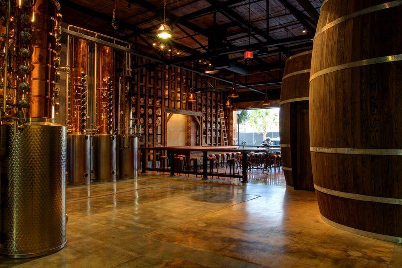 charleston distilling interior picture 6