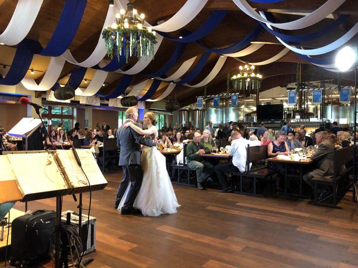 Bierhall Wedding
