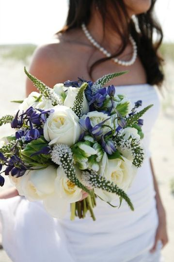 Karen Lenahan Designs  Hamptons Flower Arrangements