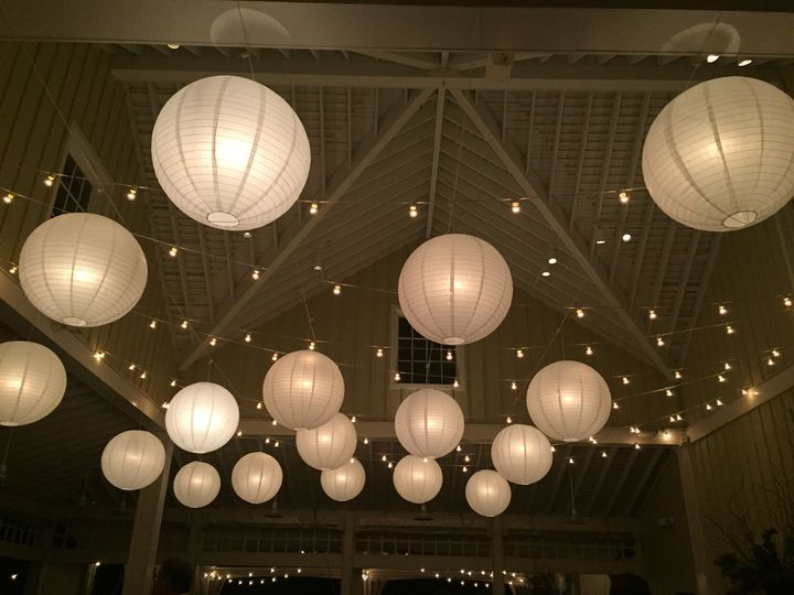 Lighting by Karen Lenahan Desi