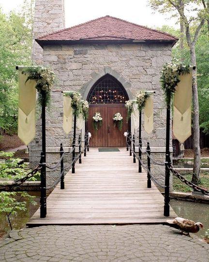 Castle Wedding Venues: Castle McCulloch