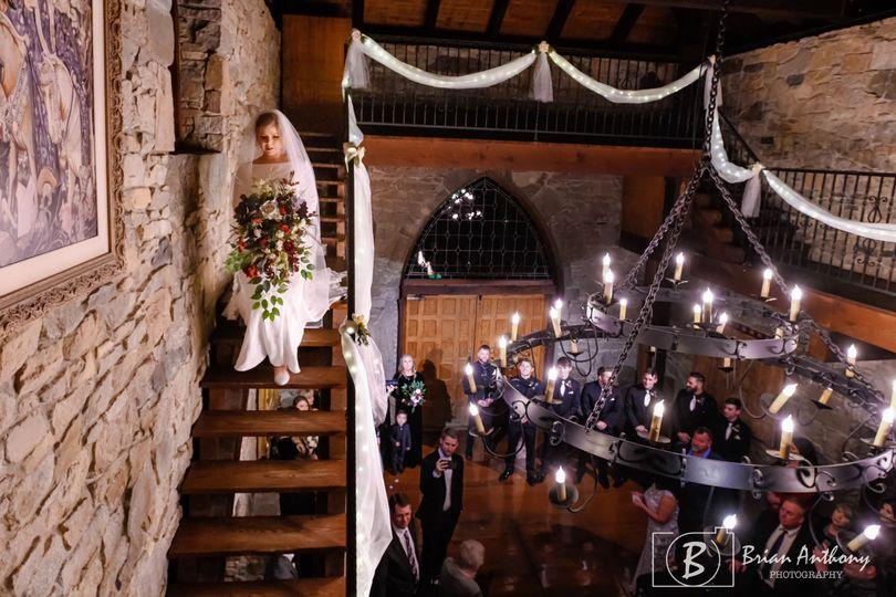 Castle Bridal Walk