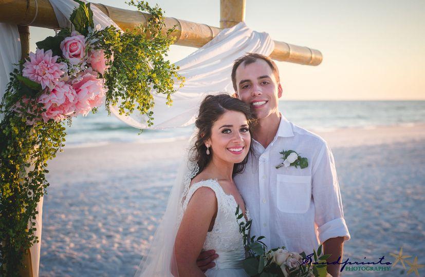 Inlet Beach Wedding