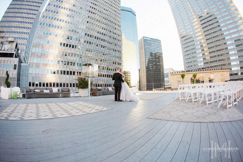 venue at 400 n ervay wedding