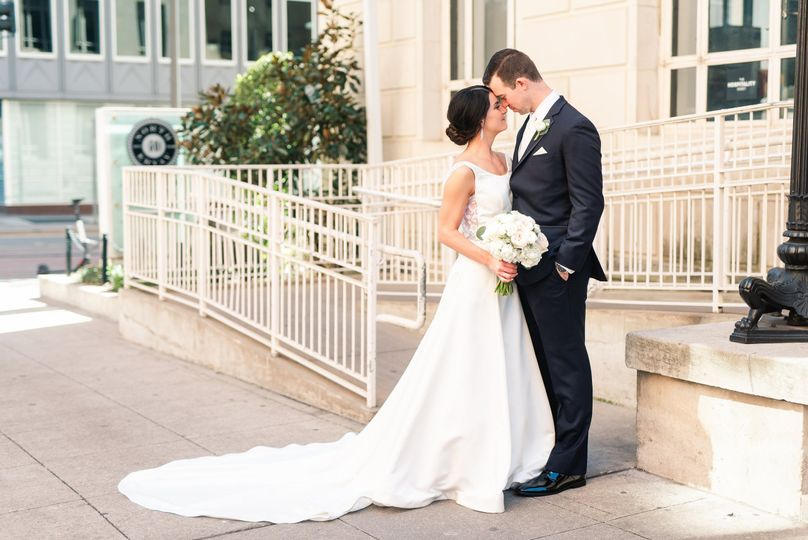 Wedding | Lindsay Davenport