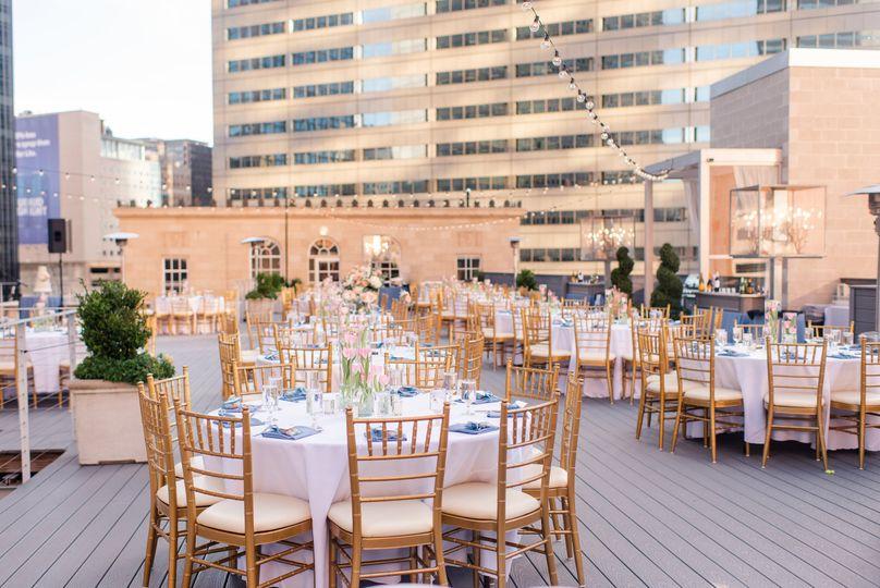 Rooftop | Lindsay Davenport