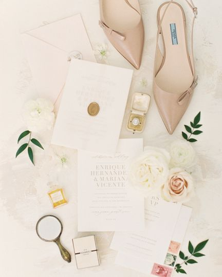 Bridal shoes | Madeleine Collins Photography