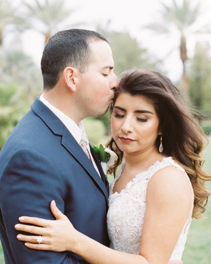 The newlyweds | Madeleine Collins Photography
