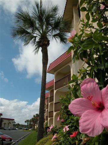 Ocean and Racquet Resort view of condo buildings