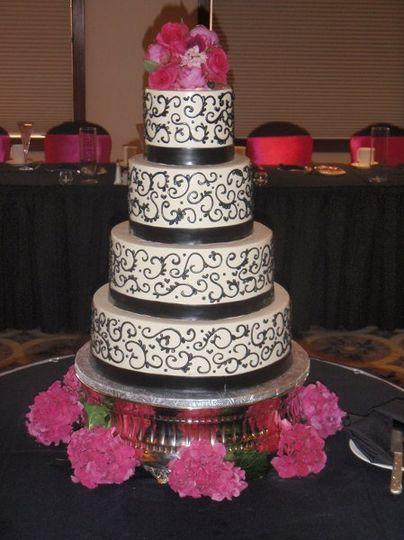 Wedding Cakes St Louis Area