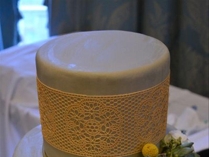 Tmx 1327603564772 DSC0234 Chesterfield, MO wedding cake