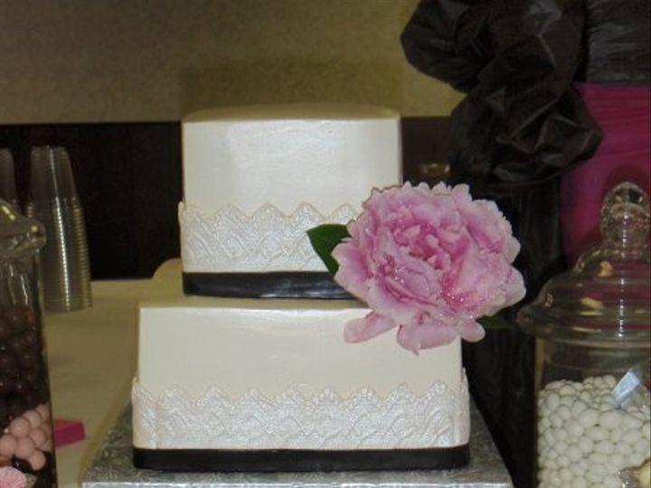 Tmx 1327604177935 P4170203 Chesterfield, MO wedding cake