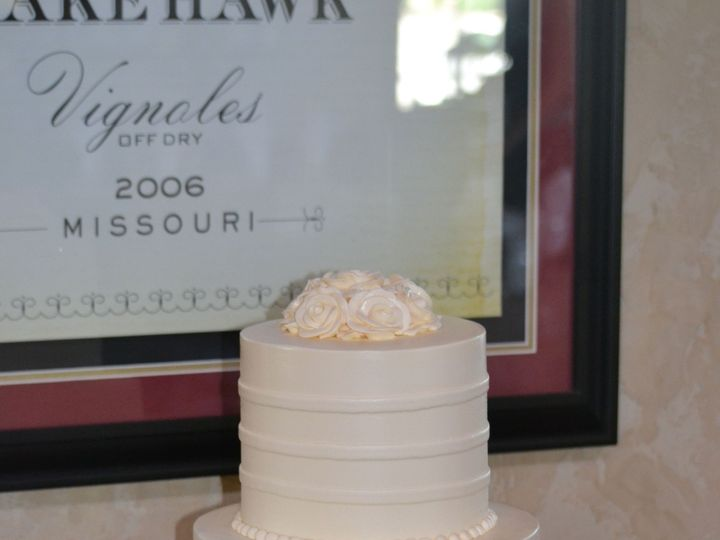 Tmx 1385065402321 114 Chesterfield, MO wedding cake