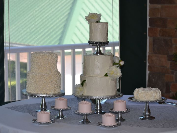 Tmx 1385066081683 94 Chesterfield, MO wedding cake
