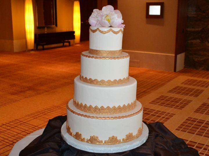 Tmx 1385066504651 84 Chesterfield, MO wedding cake