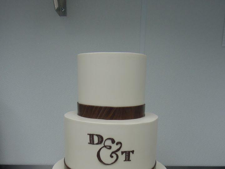 Tmx 1385143656056 72 Chesterfield, MO wedding cake