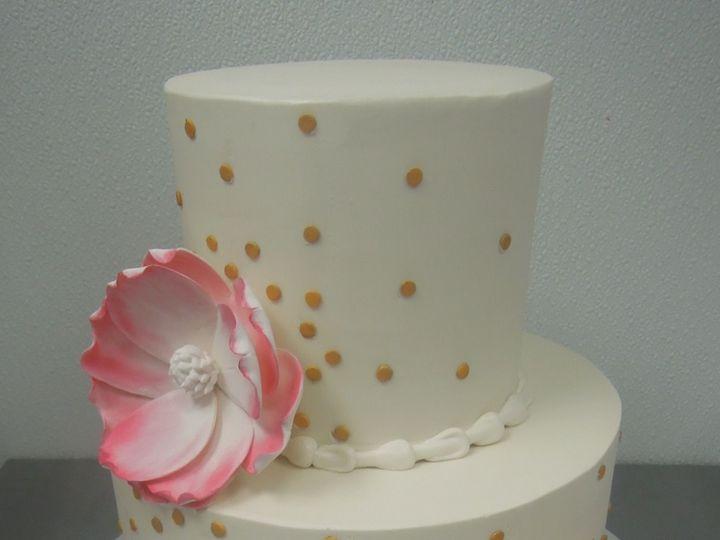 Tmx 1518146146 Dd2029e18aa802c2 1518146145 E10fa45e416b91e8 1518146144288 4 DSCN0004 Chesterfield, MO wedding cake