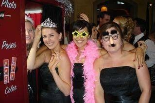 party booths of photo booth rentals in san jose