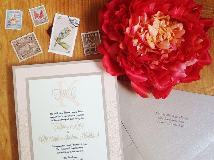 Tmx 1426528638703 Cover Photo1 Portland, ME wedding invitation
