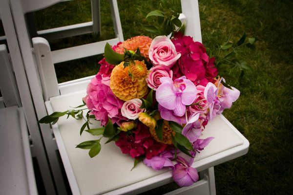 Tmx 1325798581451 JamieAndrew144 Bellingham, WA wedding florist