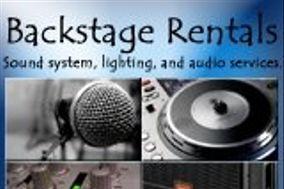 Backstage Rentals