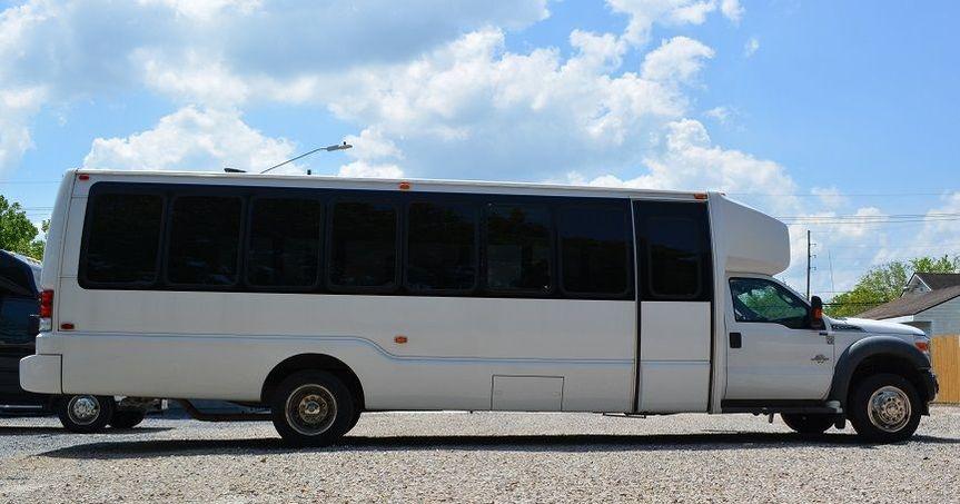 28 Passenger Minibus/Shuttle