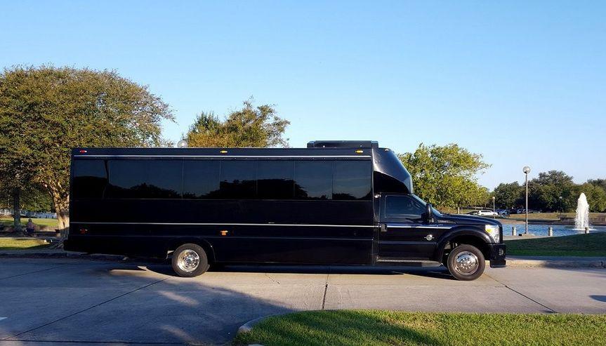 26 Passenger Party Bus