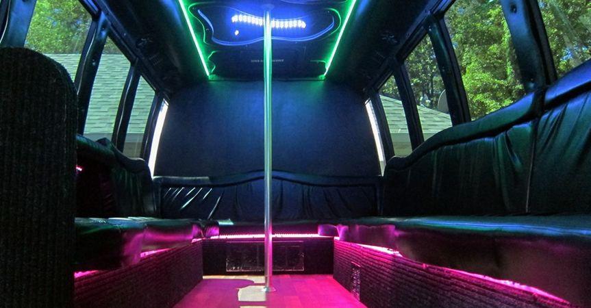18-20 Passenger Party Bus