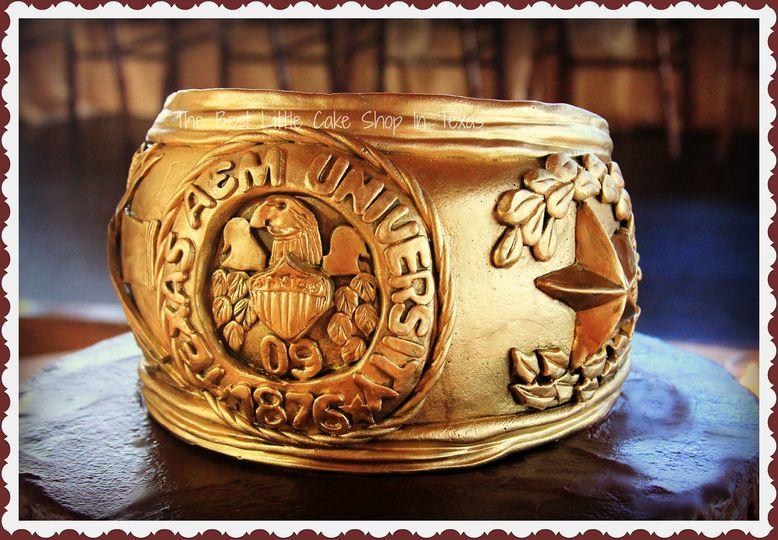 Aggie ring!