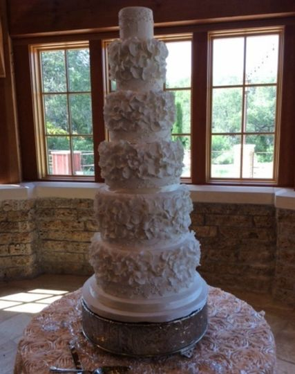 Brides Table Reviews Ratings Wedding Cake Texas Austin and