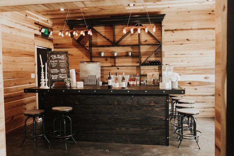 The Barn at Swallows Eve Bar