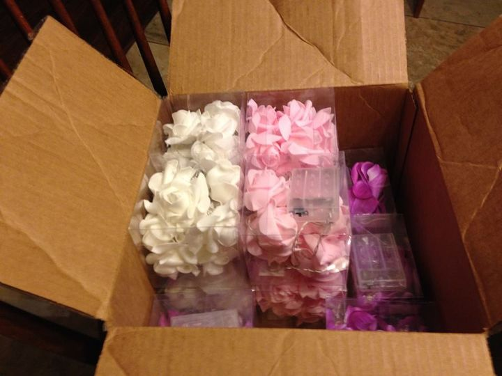 Tmx 1460786725373 Wedding Lights Foam Flowers Oklahoma City, OK wedding eventproduction