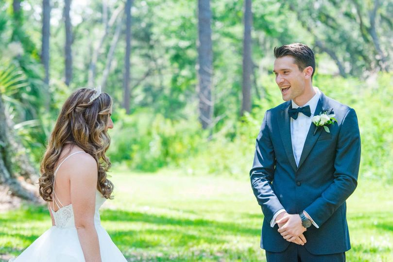 Look of love | Photo: Dana Cubbage Weddings
