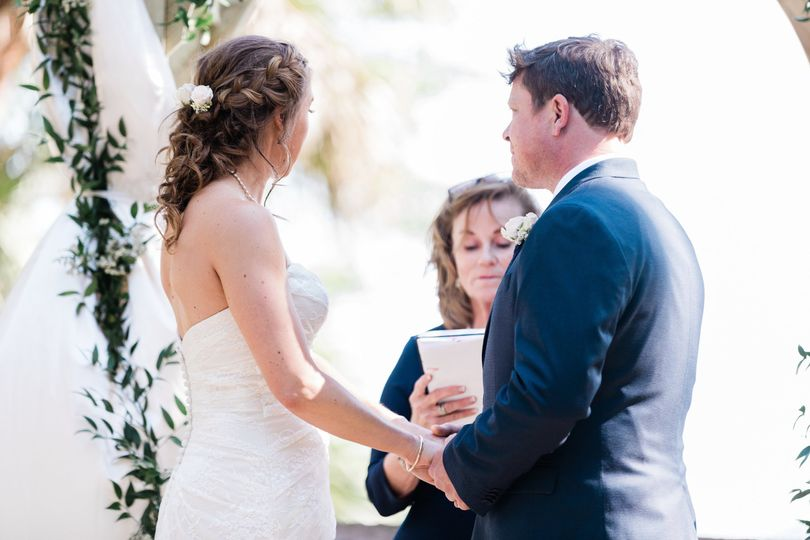 Wedding vows | Photo: Apt. B Photo