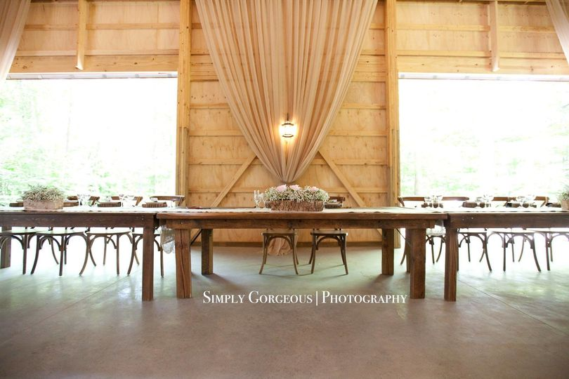 Custom Build Farm Table (Head Table)
