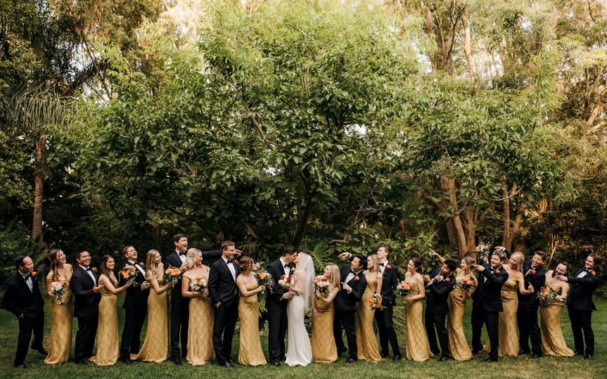 Simi Valley Wedding Photo